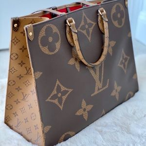 Louis Vuitton On The Go GM Tote (Price Firm)